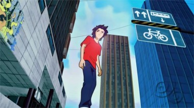 Animax Boy